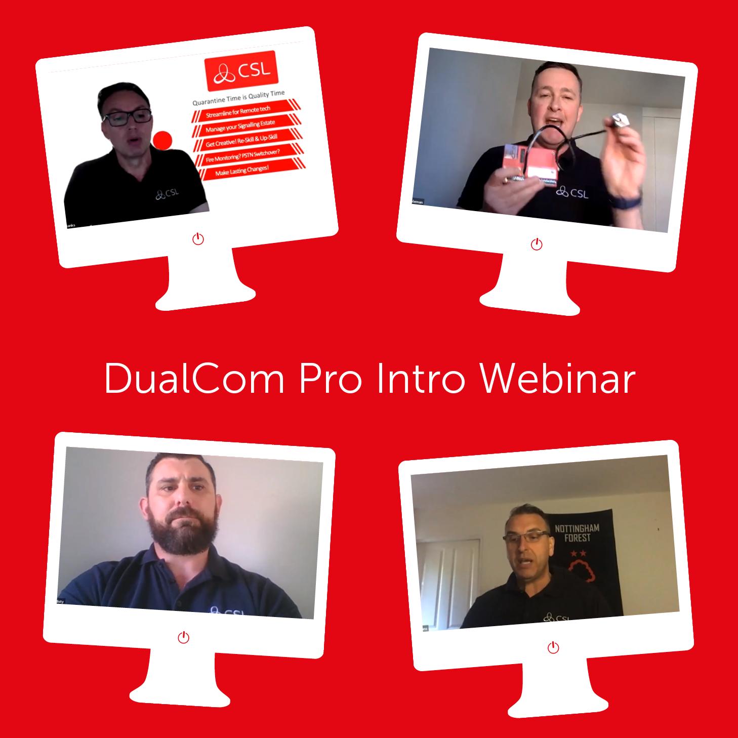 CSL Webinar – DualCom Pro Introduction
