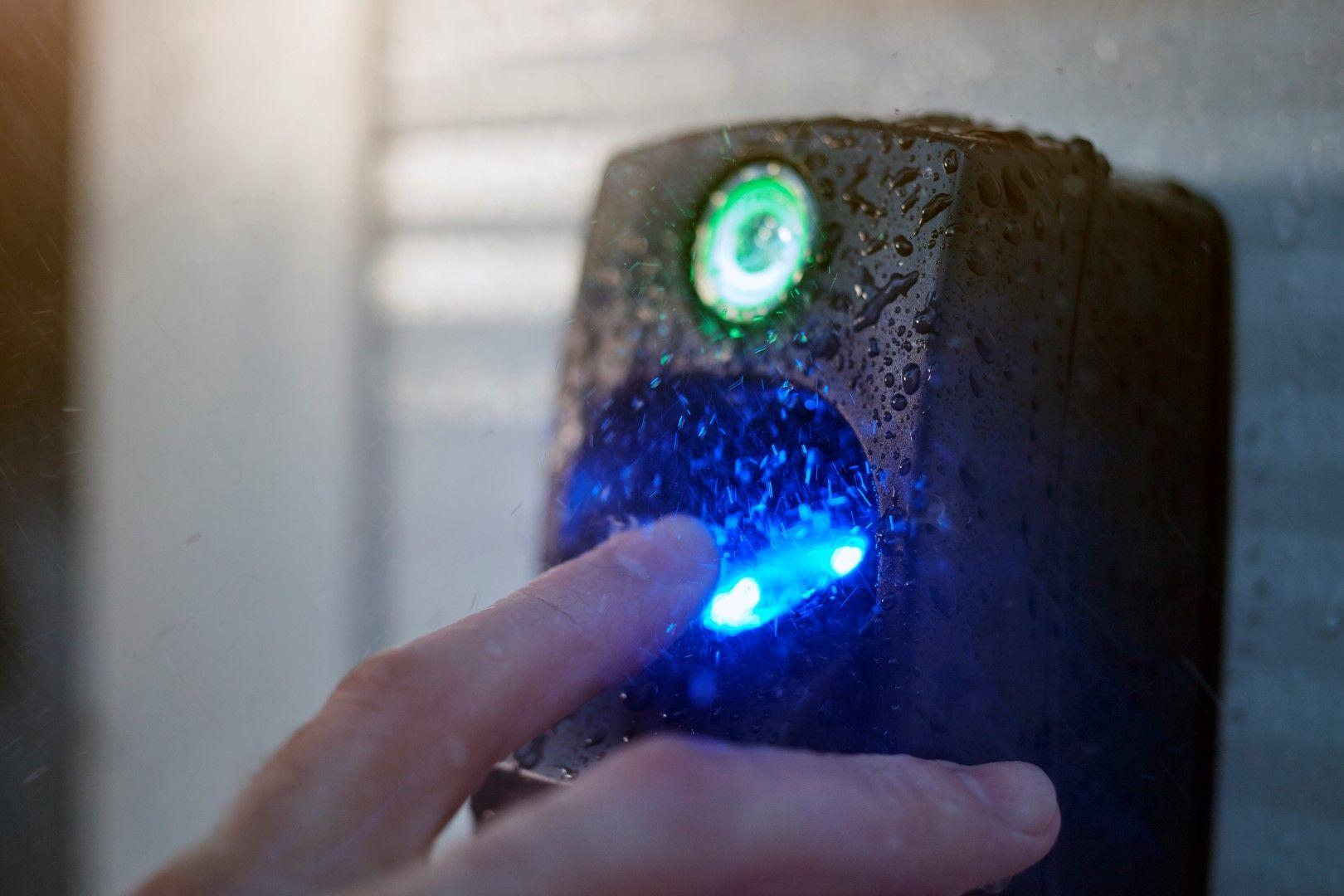 ievo ultimate™ Fingerprint Reader