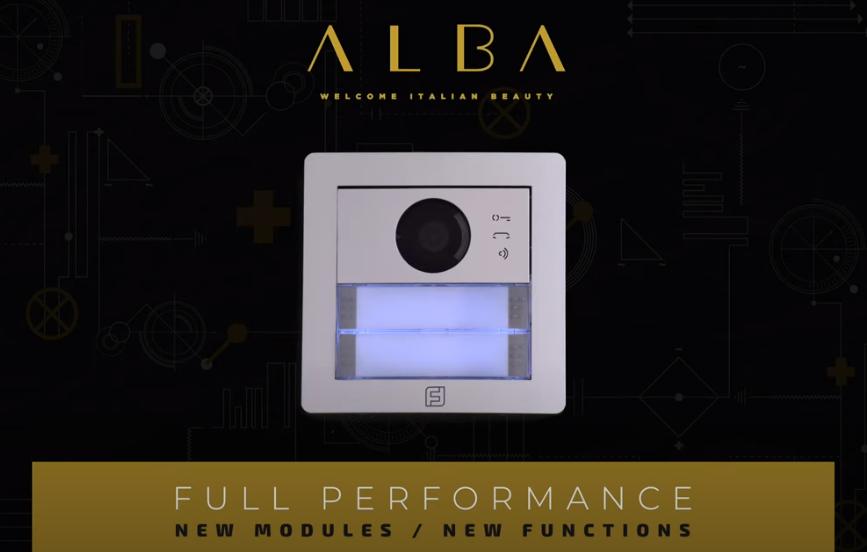 Alba Full Performance
