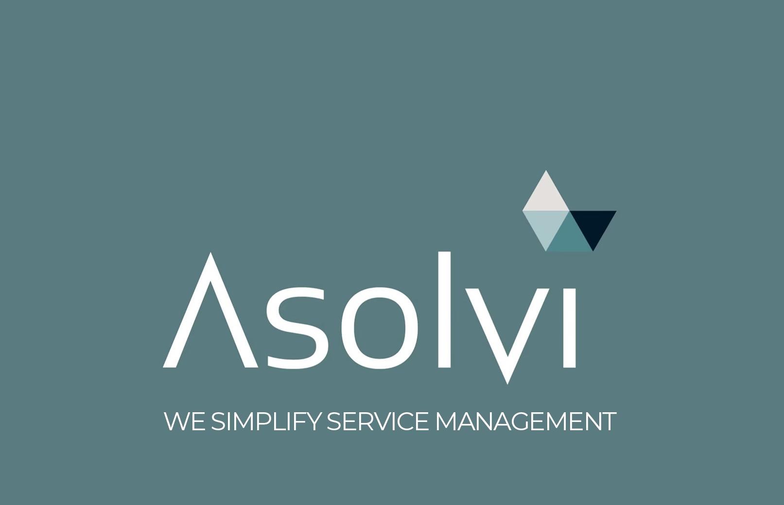 Asolvi - We Simplify Service Management
