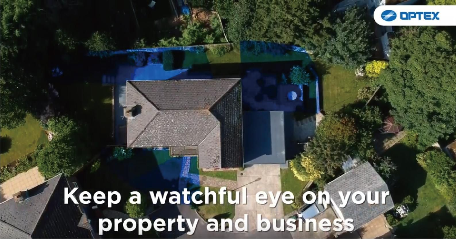 Keep a watchful eye on your property and business with the VXI-CMOD