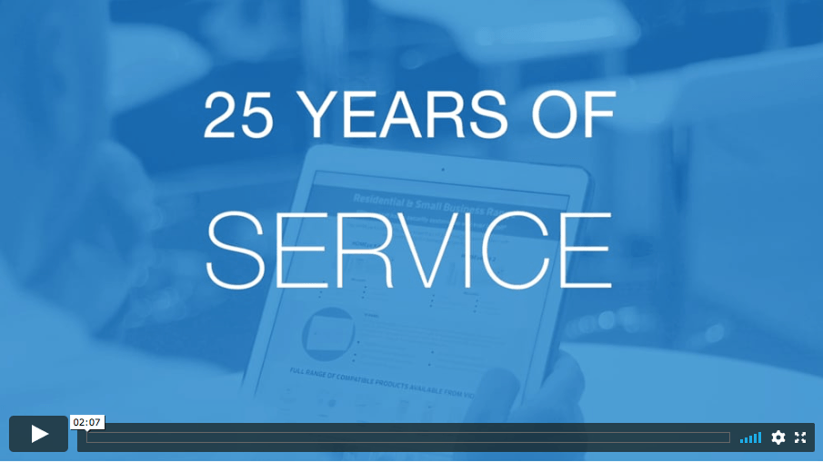 Videcon Celebrate 25 Years in Business