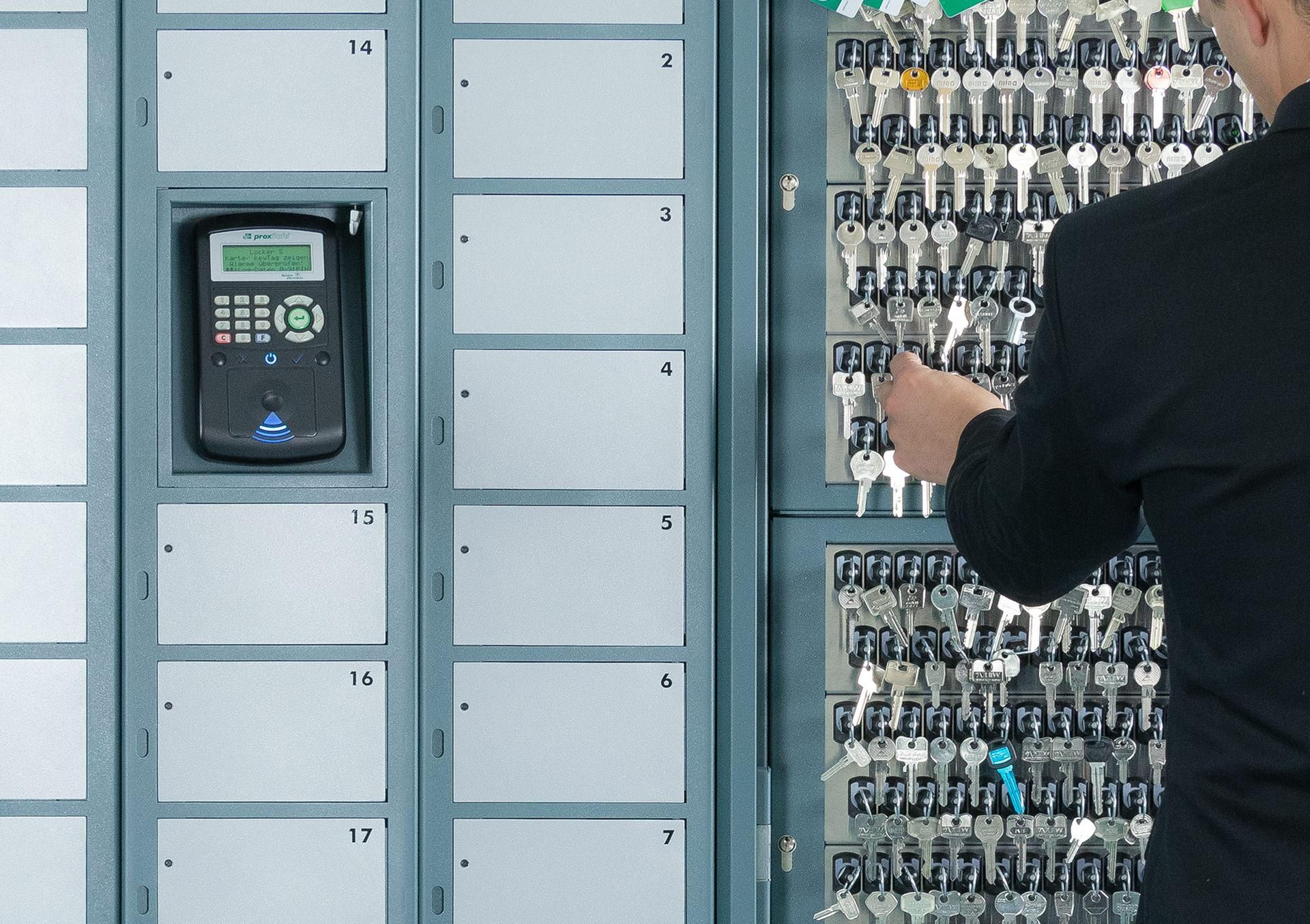 Key management for security service providers