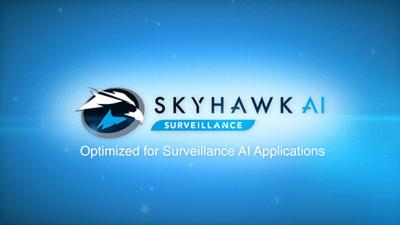 SkyHawk AI Surveillance Video