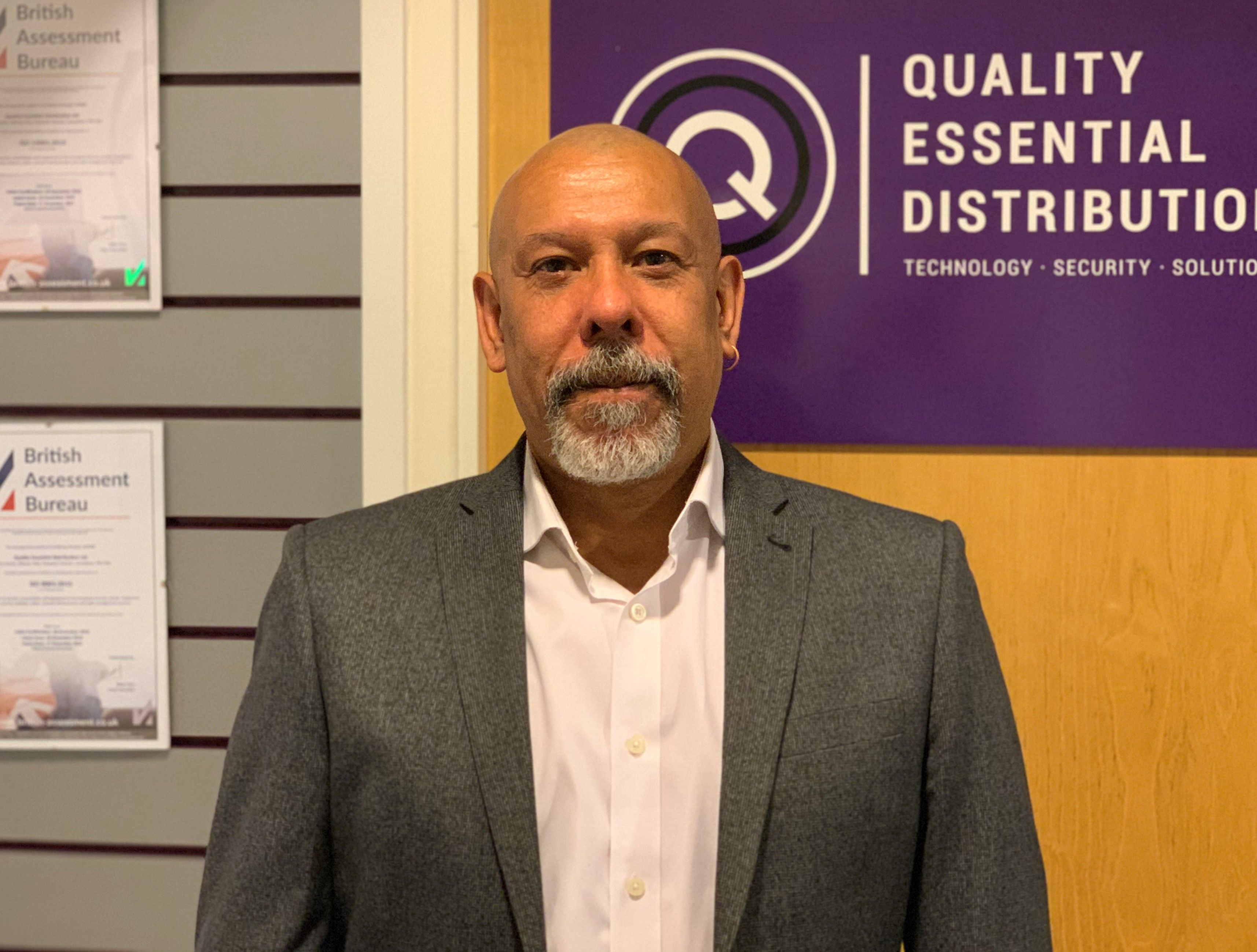 New Product Development Director appointed at Quality Essential Distribution