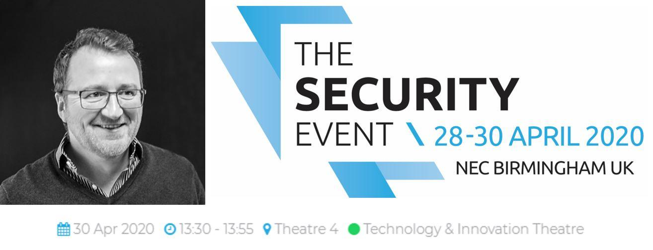 Get clear on TS007 at The Security Event