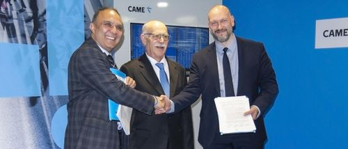 CAME acquires the Turkish company Özak and further consolidates its position in the access control sectors