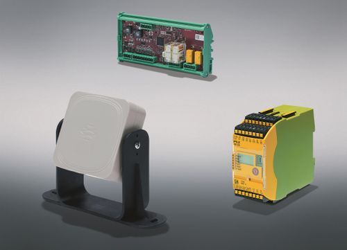 World's first safe radar system solution for protection zone monitoring