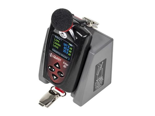 TSI EXPANDS ITS QUEST NOISE DOSIMETER PORTFOLIO WITH THE EDGE 4+