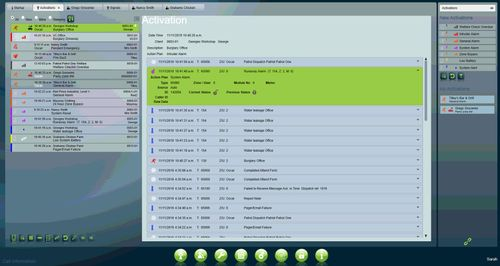 Patriot Systems  6.8 - Alarm & CCTV Monitoring & Response Software