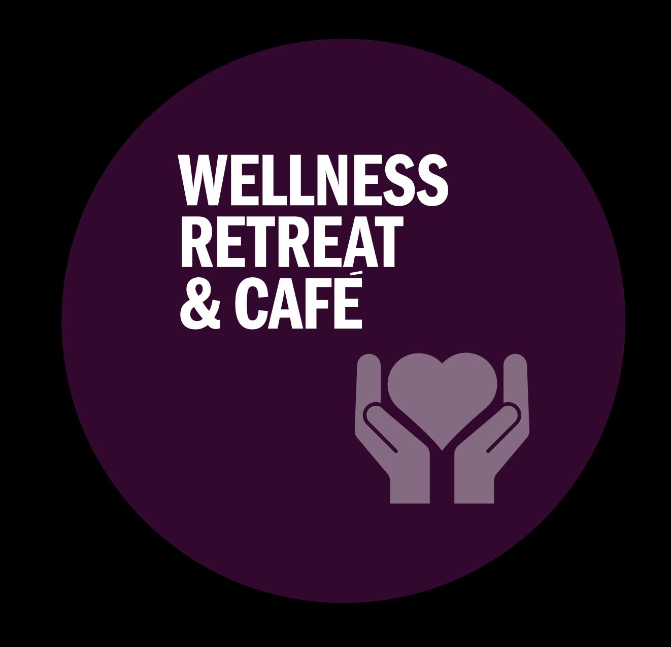 Wellness Retreat and Cafe Logo