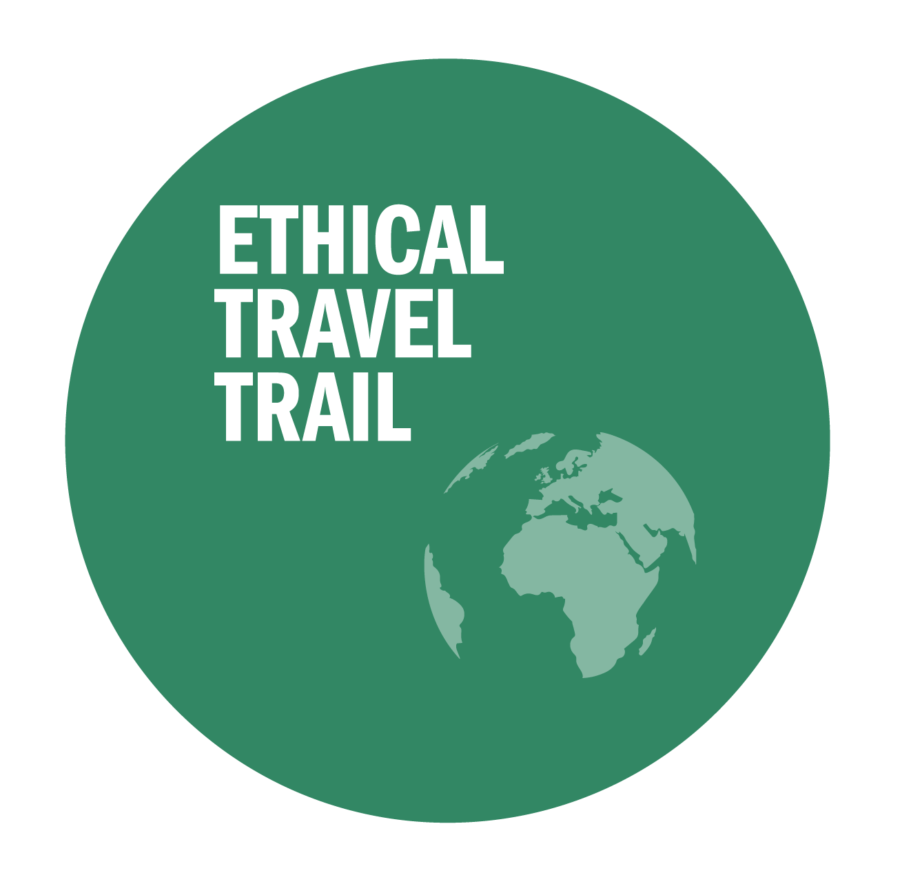 Ethical Travel Trail Logo