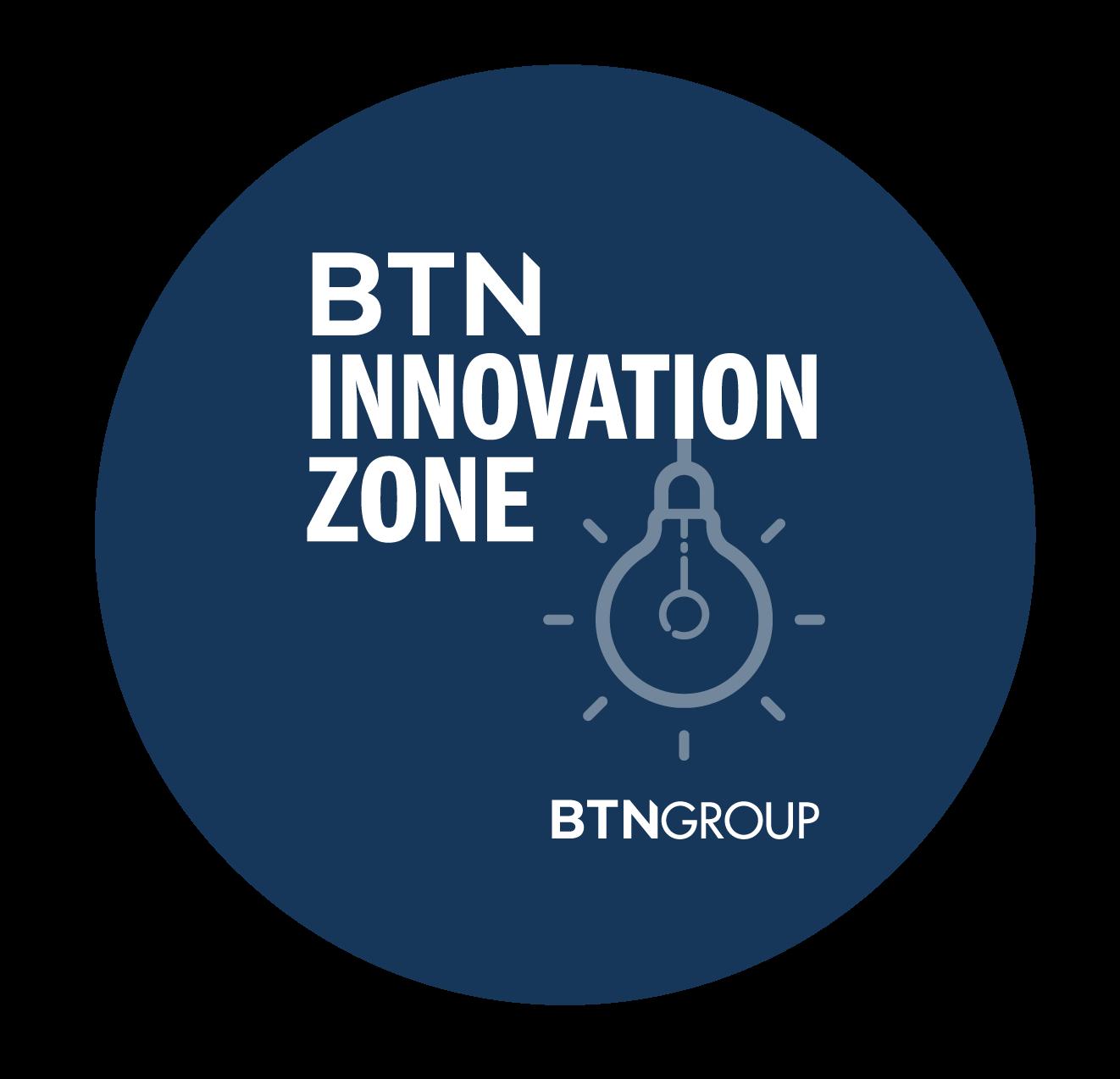 BTN Innovation Zone logo