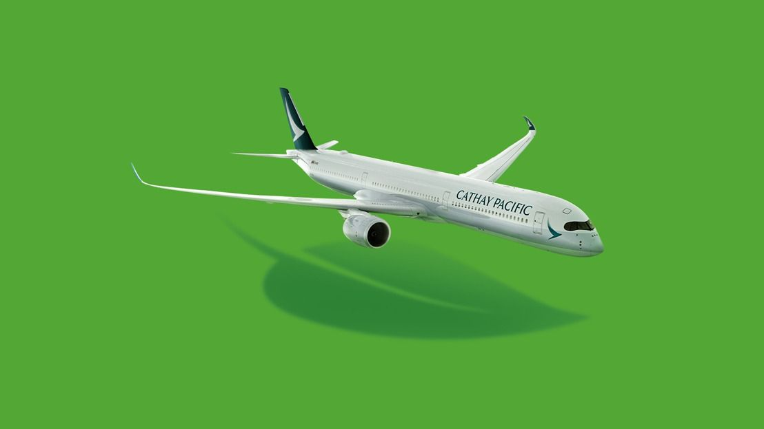 Cathay Pacific commits to net-zero carbon emissions by 2050