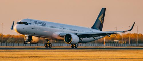 Air Astana Announces New Service From Paris to Almaty