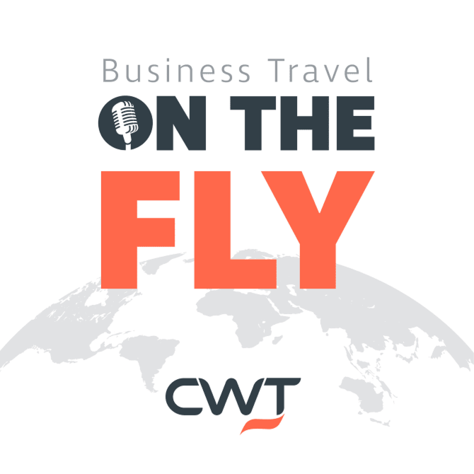 CWT launches Business Travel On the Fly – a new monthly podcast aimed at business travellers on the road