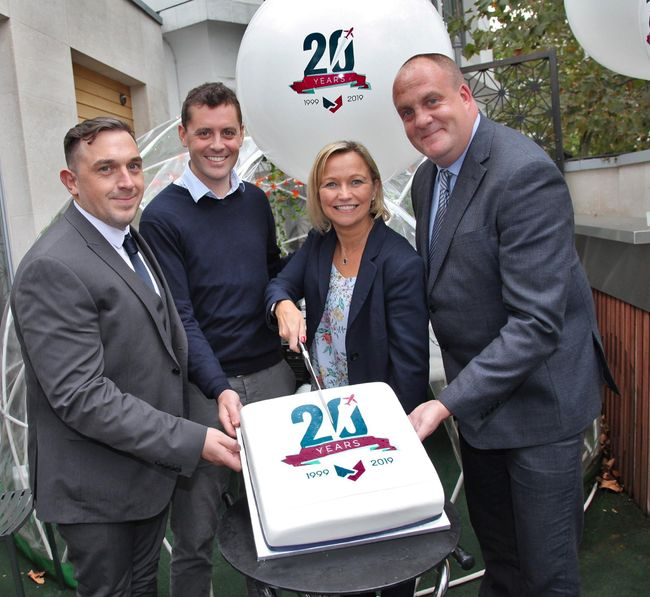 Corporate Traveller celebrates 20 years as specialist TMC for SME-spend clients