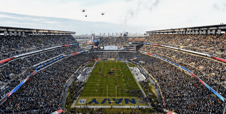 BEST COLLEGIATE SPORTS EVENT:  2018 Army-Navy Game, Philadelphia, Pennsylvania