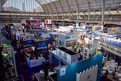 Global meetings and events industry set to converge at The Meetings Show