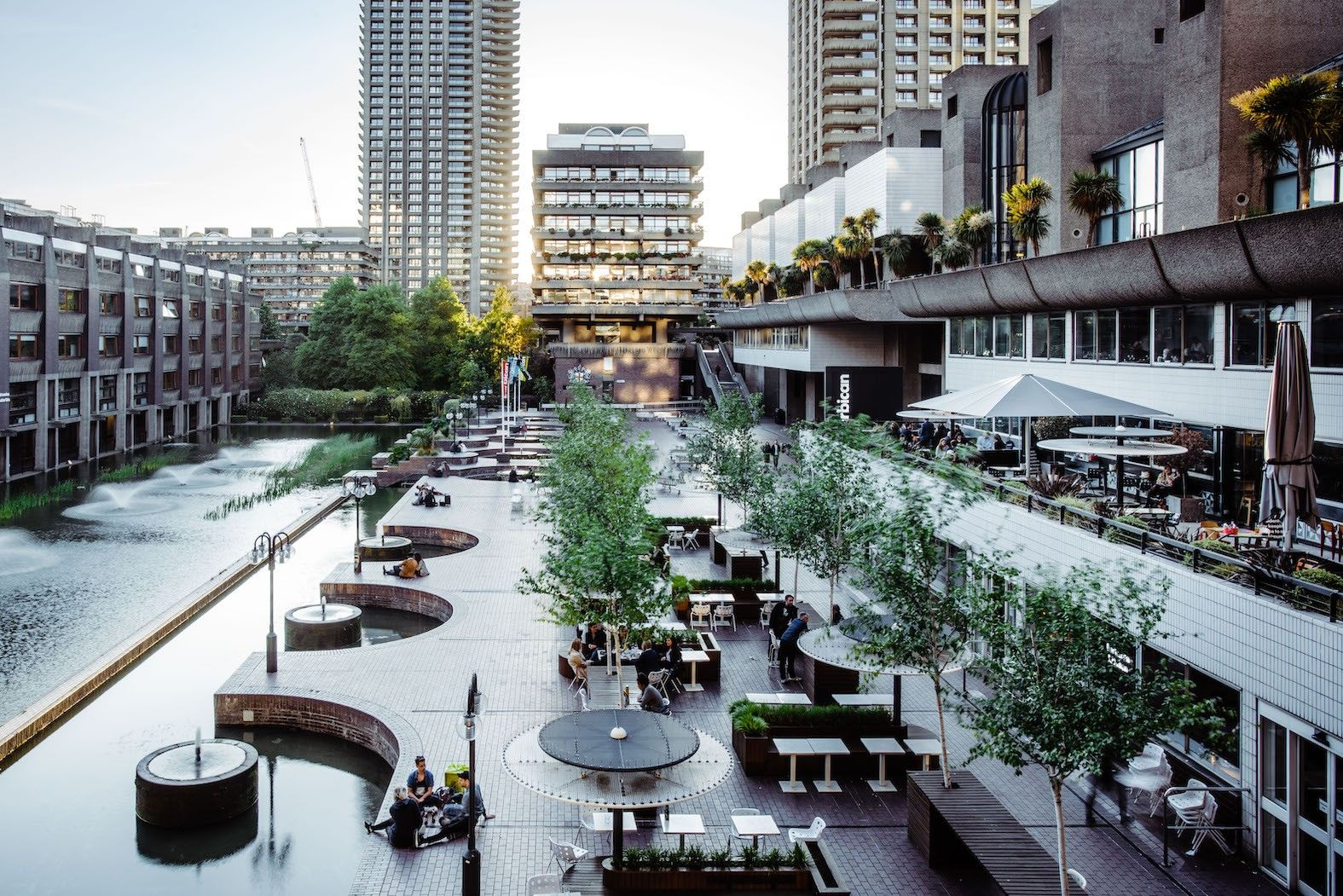 Barbican Business Events sees more than 50% increase in demand for filming and photo shoots