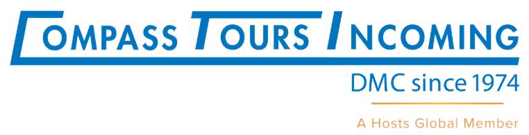 Compass Tours Incoming – DMC