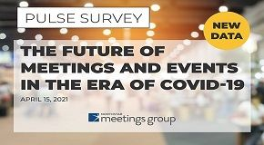 In-person meetings are a priority reveals PULSE survey