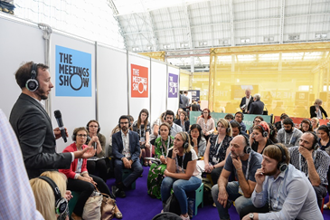 The Meetings Show is seeking experts to share their knowledge