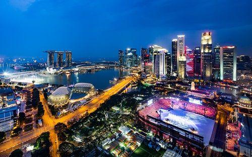 Exhibitor spotlight: Singapore