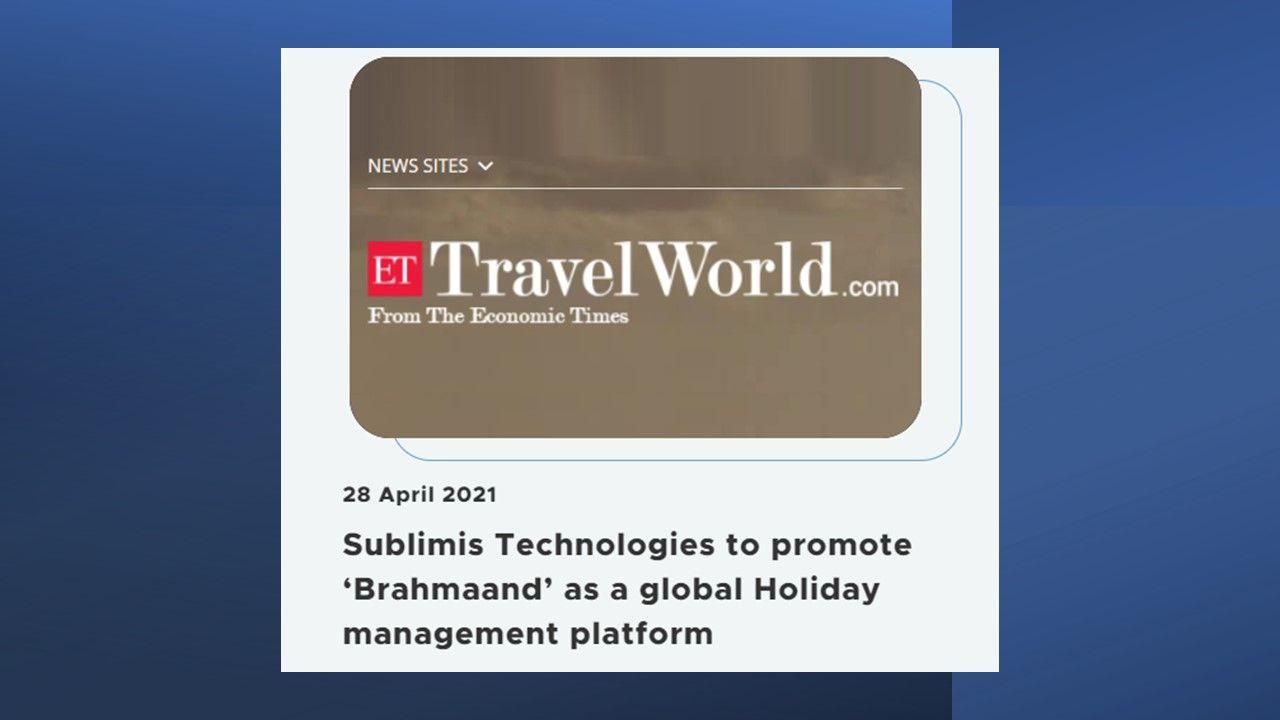 Brahmaand - Travel Leisure Holiday Platform (ERP)