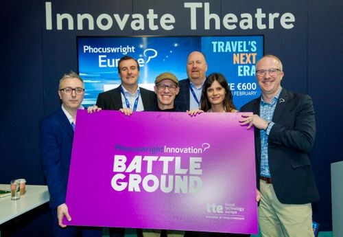 IOMOB CROWNED WINNER OF 'BATTLEGROUND' STARTUP COMPETITION