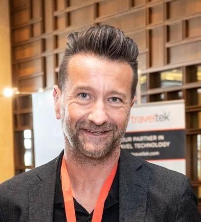 TTE EXHIBITOR TRAVELTEK APPOINTS NEW GLOBAL DIRECTOR OF SALES
