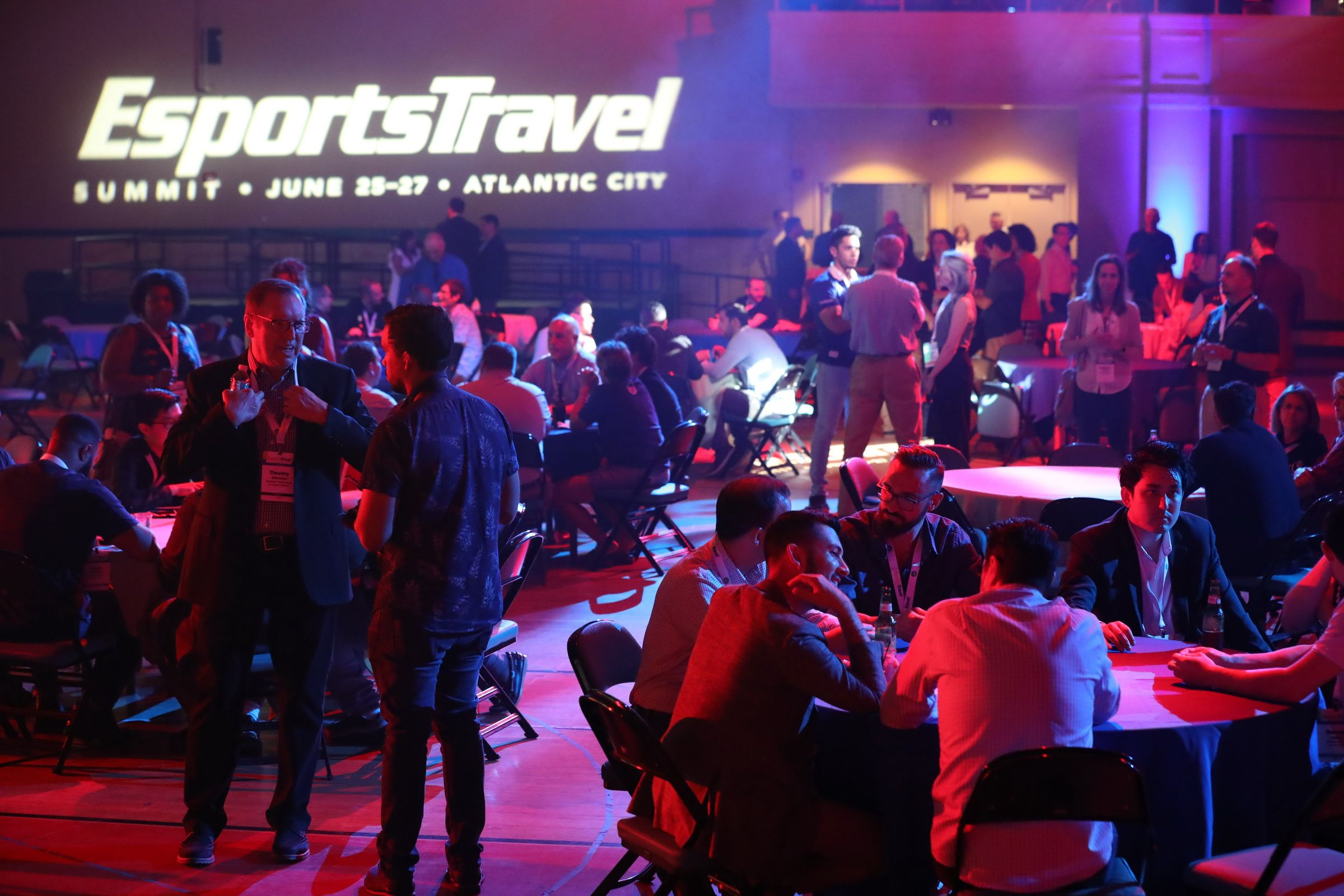 THE ESPORTSTRAVEL SUMMIT IS SPECIFICALLY DESIGNED FOR: