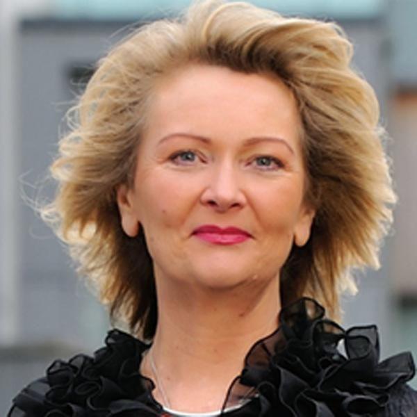 Dr Angela Brady OBE