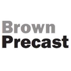 Brown Precast