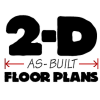 2-D As-Built Floorplans, Inc