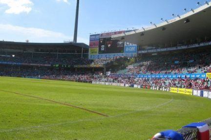 Western Sydney stadium is climate-proof