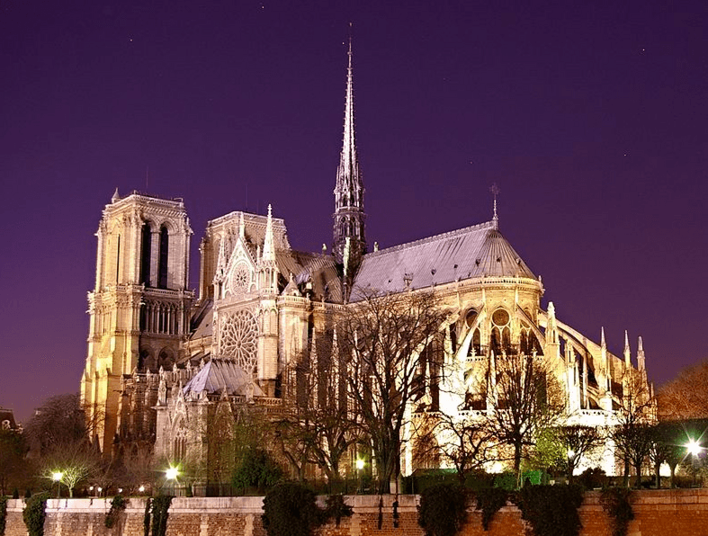 Notre Dame Architectural Competition