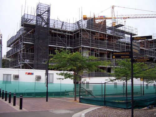 Australia's construction activity continues to decline