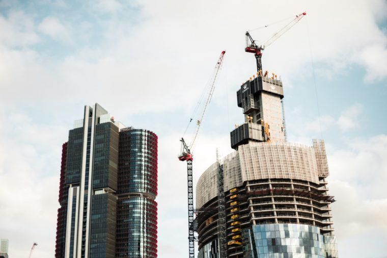 Sydney the country's most expensive city for construction
