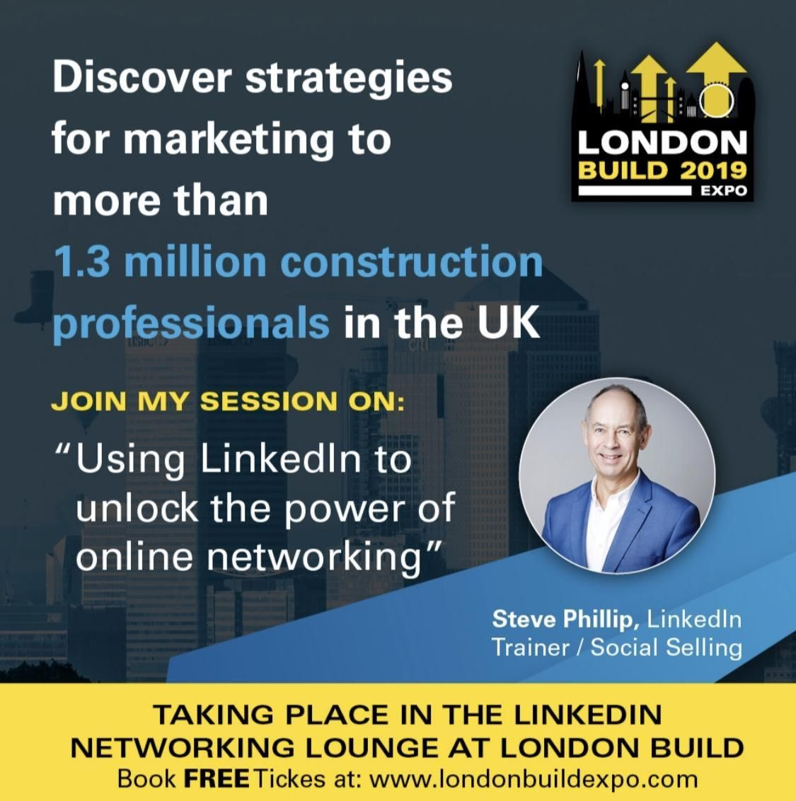 LINKEDIN SESSIONS & NETWORKING EVENT WITH COMPLIMENTARY BUBBLES