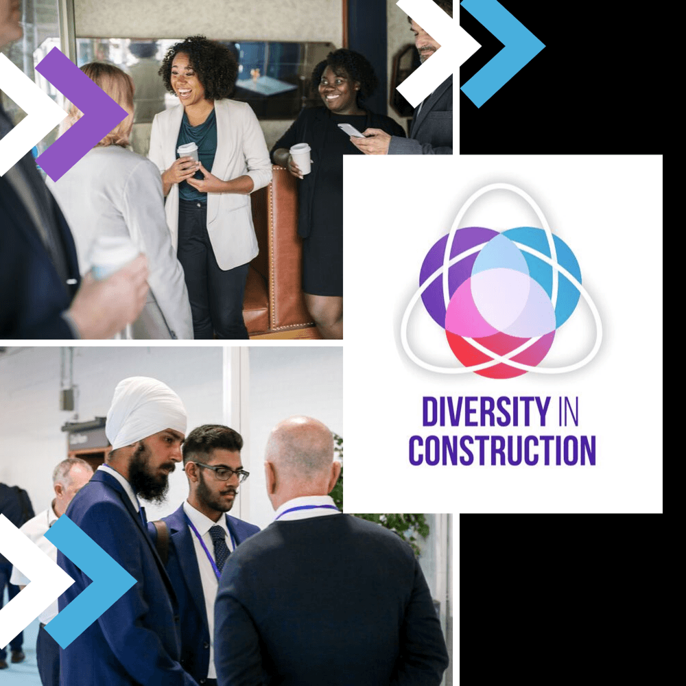 DIVERSITY IN CONSTRUCTION NETWORKING EVENT