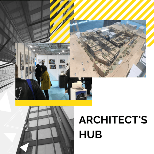 BE INSPIRED BY THE ARCHITECT'S HUB