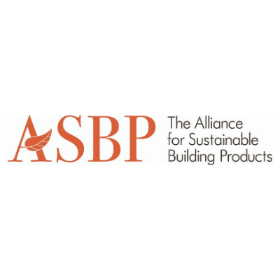 Senior Representative The Alliance for Sustainable Building Products (ASBP)
