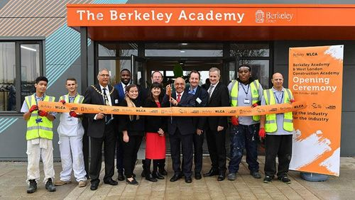 Berkeley plans training academy boost
