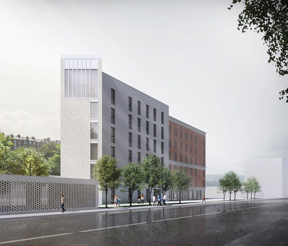 3DReid submits student accommodation proposal for London Road in Edinburgh