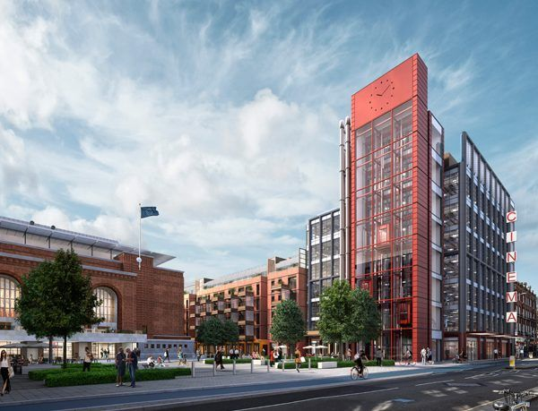 Ardmore to deliver £155m Civic Campus for Hammersmith & Fulham