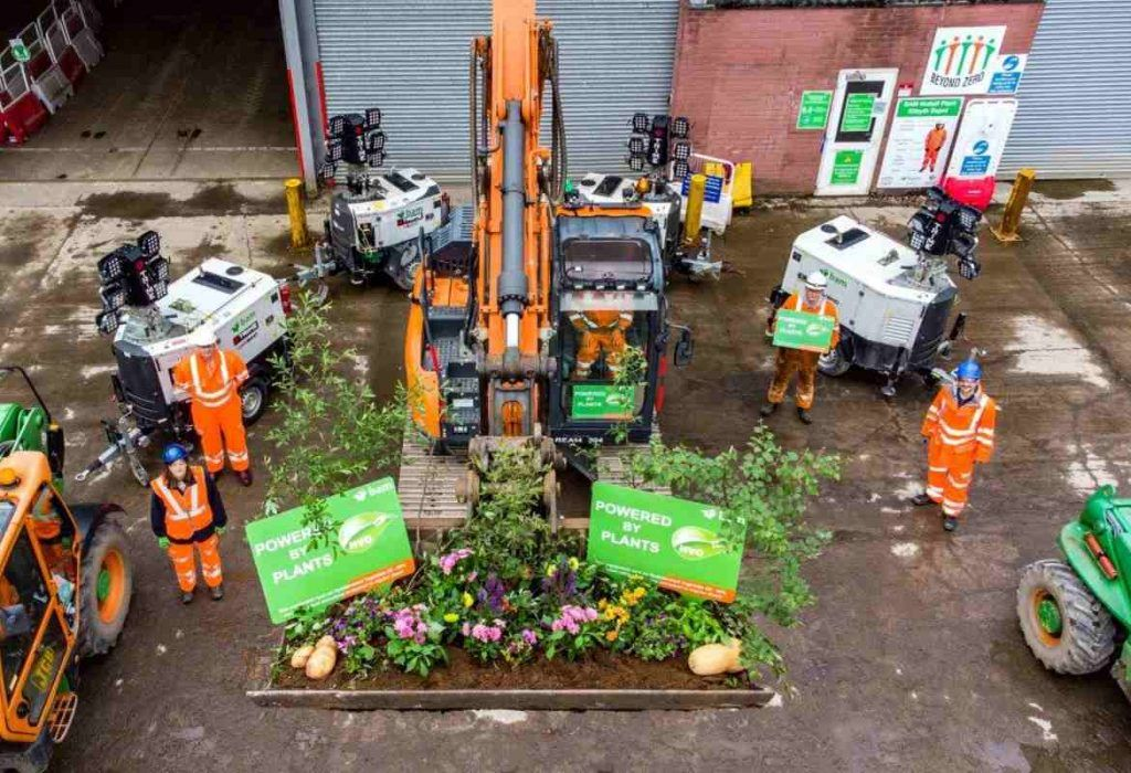 BAM to reduce emissions from construction machinery by 90%
