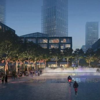 BRITISH LAND SUBMITS PLANNING APPLICATION FOR 650-HOME CANADA WATER DEVELOPMENT