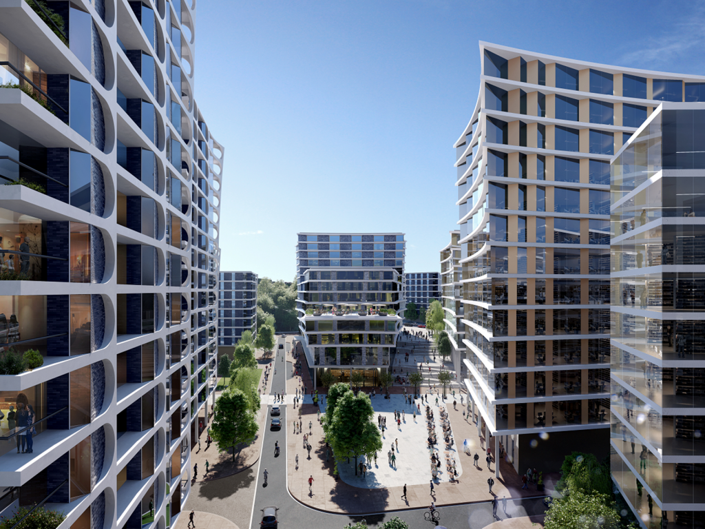 L&G agrees £350m investment in Bristol Temple Island
