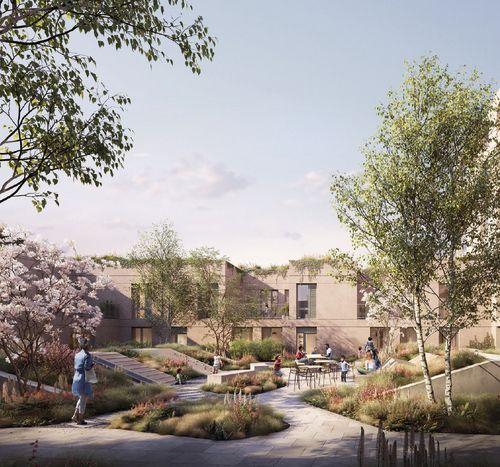 Green light for £43m social housing scheme in Brent